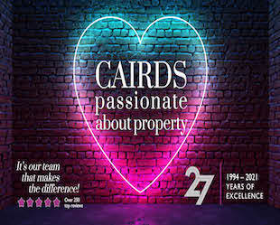 Cairds The Estate Agents, Land and New Homesbranch details