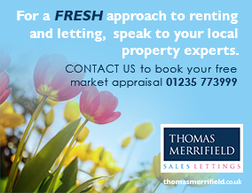 Get brand editions for Thomas Merrifield, Grove - Lettings