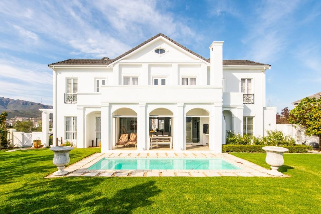 4 bed home in Paarl, Western Cape