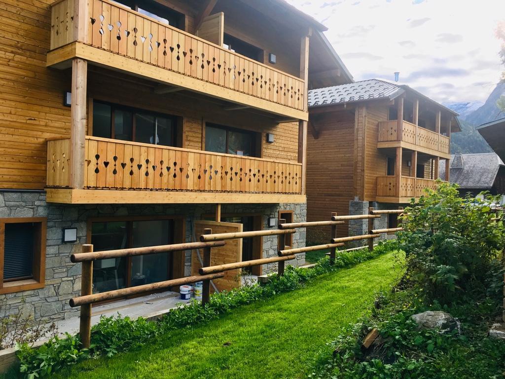 new development for sale in Morzine, Haute-Savoie...