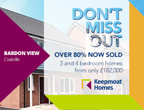 Get brand editions for Keepmoat, Bardon View