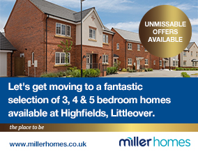 Get brand editions for Miller Homes Midlands, Highfields