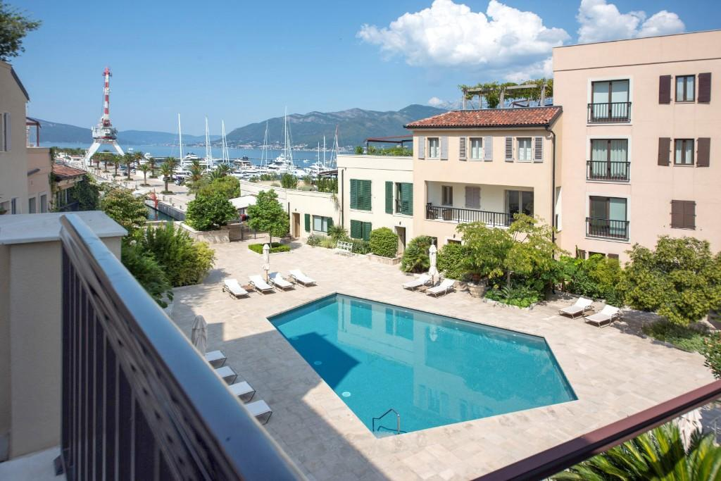 2 bed new Apartment for sale in Tivat