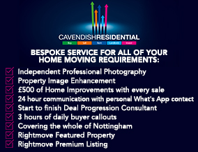 Get brand editions for Cavendish Residential, Nottingham - Sales