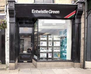 Entwistle Green, Colnebranch details