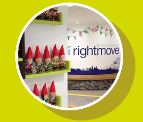Rightmove, Careersbranch details
