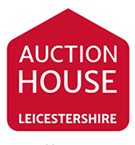 Auction House Readings, Leicester branch logo