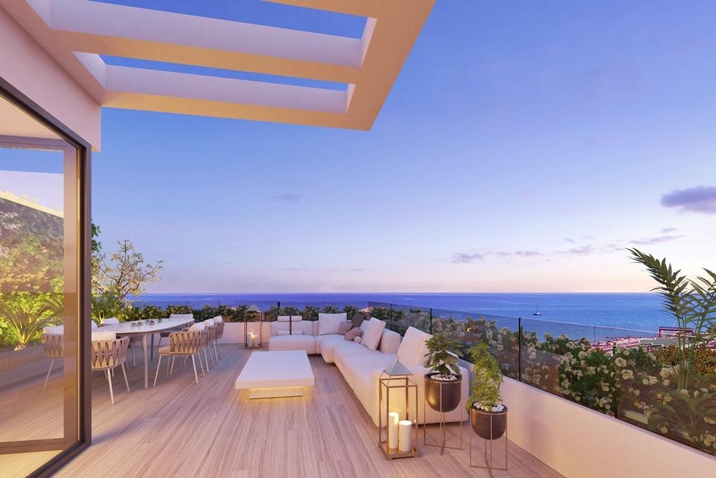 3 bedroom Town House in Andalucia, Malaga, Mijas