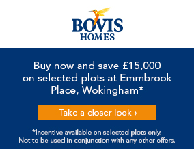 Get brand editions for Bovis Homes Southern Counties Region, Emmbrook Place at Matthews Green