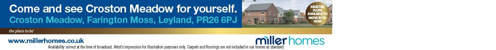 Miller Homes North West, Croston Meadow