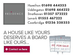 Get brand editions for Residence Estate Agents, Strathaven