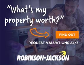 Get brand editions for Robinson Jackson, Bexleyheath Lettings