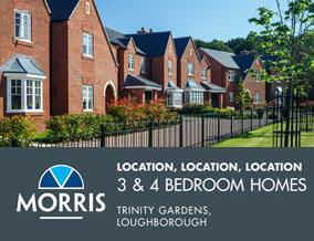 Get brand editions for Morris Homes Ltd, Trinity Garden