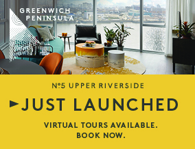Get brand editions for Greenwich Peninsula, Greenwich Peninsula