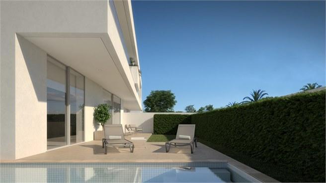 4 bedroom new development in Algarve, Lagos
