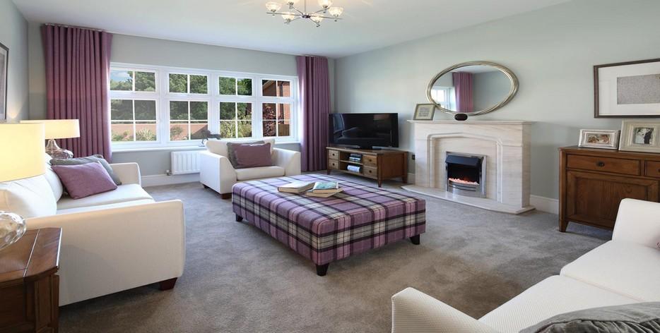 Woodford Garden Village New Homes Development by Redrow Homes – Redrow Cambridge House Floor Plan