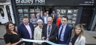 Bradley Hall Chartered Surveyors & Estate Agents, Morpethbranch details