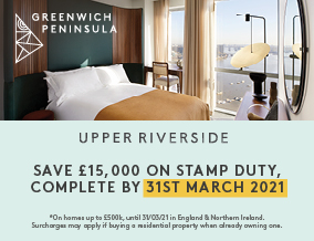 Get brand editions for Greenwich Peninsula Sales, London - Sales