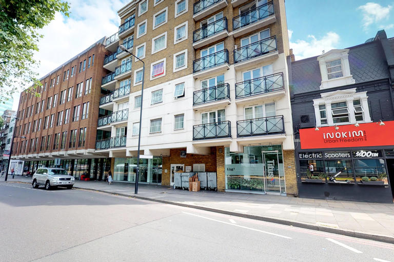 property for sale in 319-325 Euston Road, Fitzrovia NW1 3AD