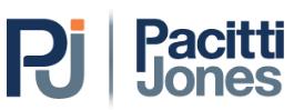 Pacitti Jones, Stirlingbranch details