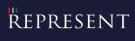 Represent, London branch logo