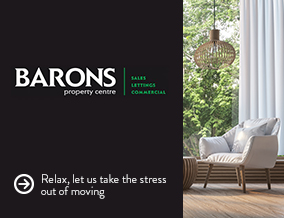 Get brand editions for Barons Property Centre Ltd, Midsomer Norton (Lettings)