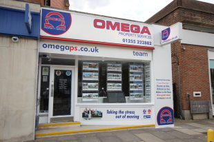 Omega Property Services, Clacton on Seabranch details