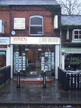 Wren Properties Ltd, Didsburybranch details