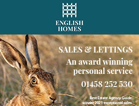 Get brand editions for English Homes, Langport