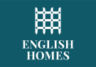 English Homes, Langport logo