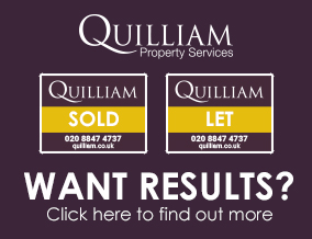 Get brand editions for Quilliam Property Services, Brentford