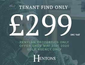 Get brand editions for Hentons, Cardiff