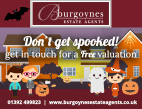 Get brand editions for Burgoynes Estate Agents, Exeter