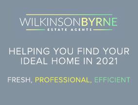 Get brand editions for Wilkinson Byrne, Harringay