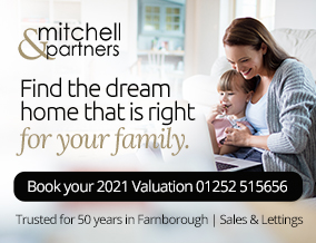 Get brand editions for Mitchell & Partners, Farnborough
