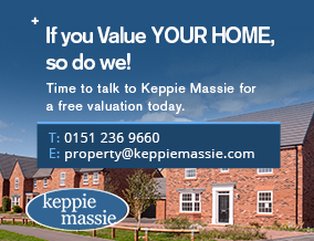 Get brand editions for Keppie Massie Residential, Liverpool Lettings