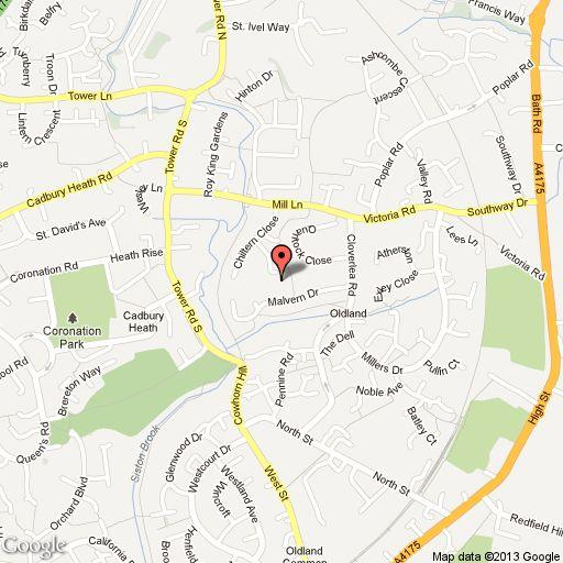 2 Bedroom Flat To Rent In Chiltern Close, Warmley, BS30