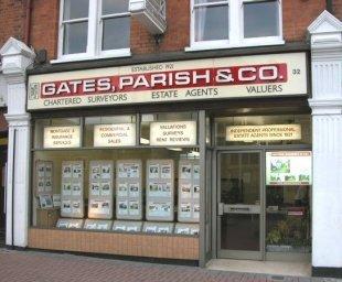 Gates Parish & Co, UPMINSTERbranch details