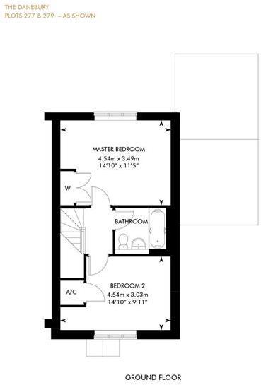 The Danebury, Ground Floor