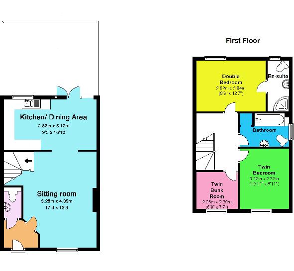 Resoghen floor plans