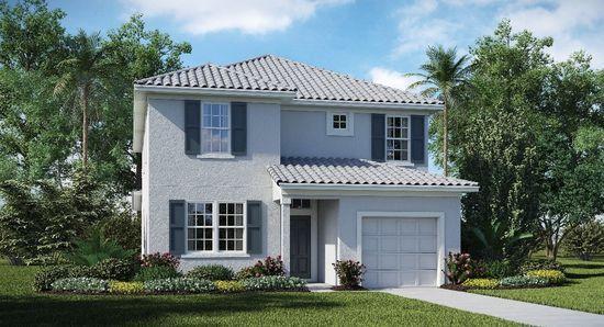 5 bedroom new home for sale in Davenport, Polk County...