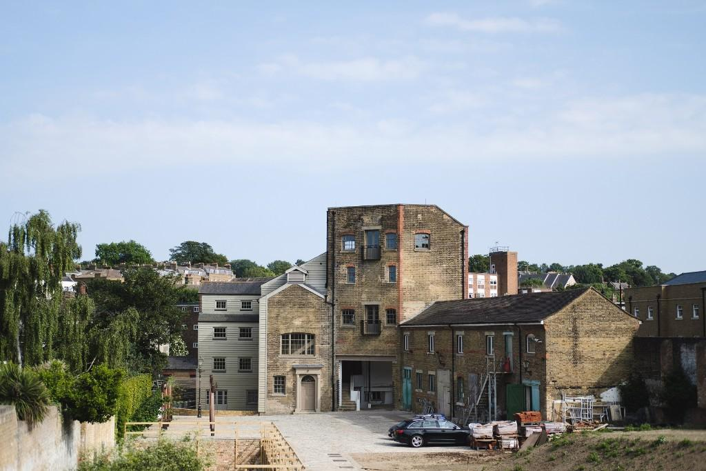 Woodhams Brewery,Drive,Parking,Garage