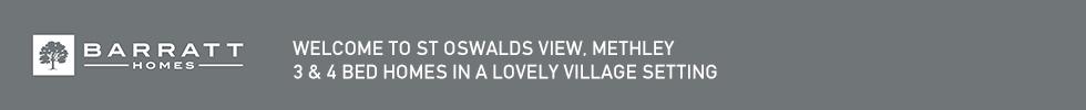 Barratt Homes, St Oswald's View