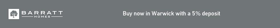 Get brand editions for Barratt Homes, Warwick Gates