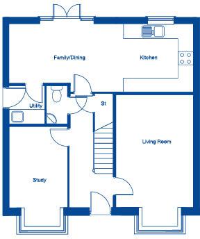 Bowdon Ground Floor
