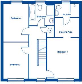 Bowdon First Floor