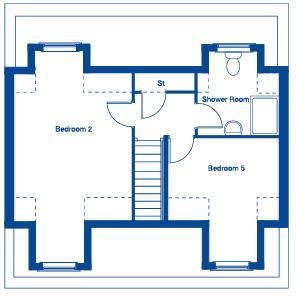 Bowdon Second Floor