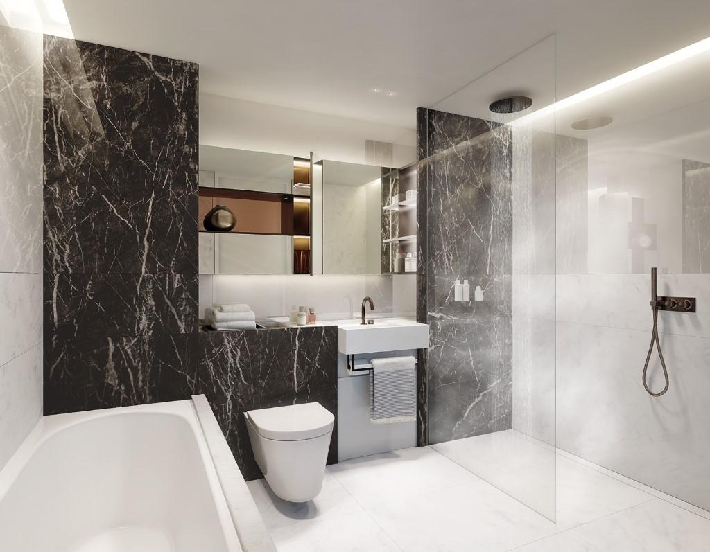Squire and Partners,Bathroom