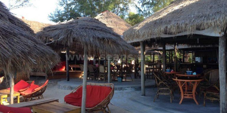 Restaurant in Sihanoukville for sale