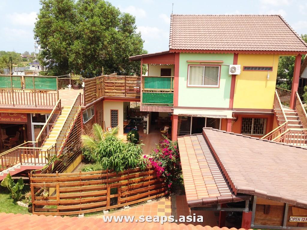 7 bedroom Villa for sale in Sihanoukville